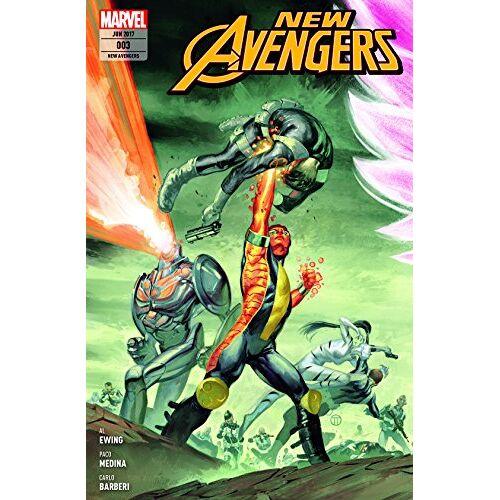 Al Ewing - New Avengers: Bd. 3 (2. Serie): Avengers vs. S.H.I.E.L.D. - Preis vom 26.03.2020 05:53:05 h