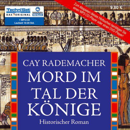 Cay Rademacher - Mord im Tal der Könige (1 MP3 CD) - Preis vom 06.05.2021 04:54:26 h