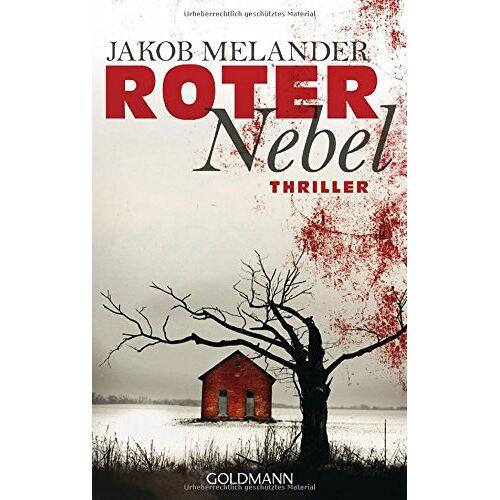 Jakob Melander - Roter Nebel: Thriller - Preis vom 16.04.2021 04:54:32 h