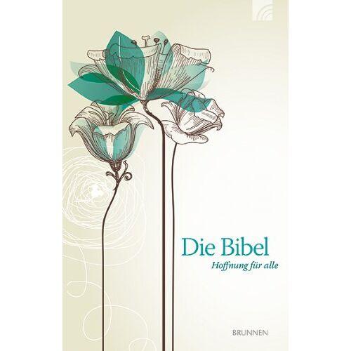 Brunnen Verlag Basel - Hoffnung für alle, Blumen Edition - Preis vom 12.05.2021 04:50:50 h