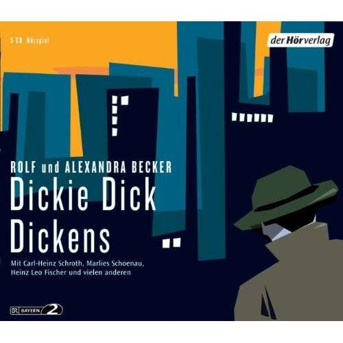 Becker Dickie Dick Dickens: Folgen 1-12 (1957/58) - Preis vom 06.03.2021 05:55:44 h