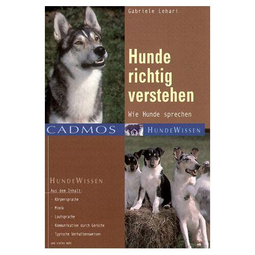 Gabriele Lehari - Hunde richtig verstehen: Wie Hunde sprechen - Preis vom 08.05.2020 05:02:42 h