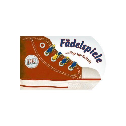 mit farbigen Schnürsenkel - Fädelspiele mit Pop-up-Schuh - Preis vom 11.04.2021 04:47:53 h