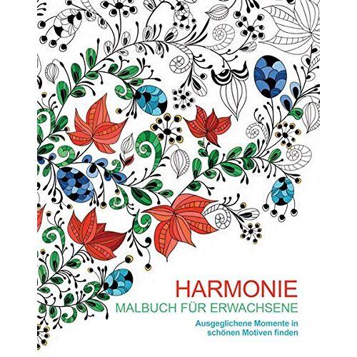 - Malbuch für Erwachsene: Harmonie - Preis vom 22.09.2019 05:53:46 h