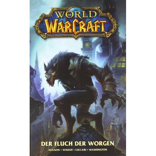 James Waugh - World of Warcraft, Der Fluch der Worgen - Preis vom 28.03.2020 05:56:53 h