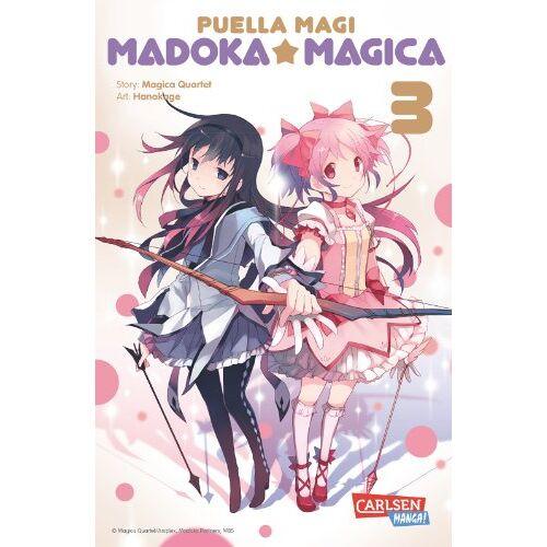 Magica Quartet - Puella Magi Madoka Magica, Band 3 - Preis vom 17.10.2019 05:09:48 h
