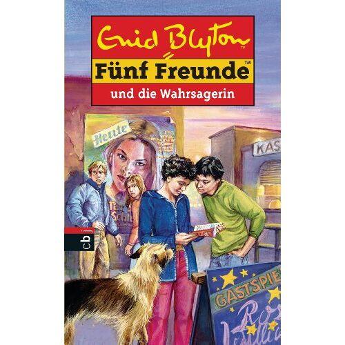 Enid Blyton - Fünf Freunde und die Wahrsagerin: Band 46 - Preis vom 18.04.2021 04:52:10 h
