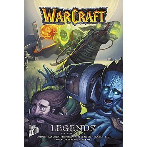 Knaak, Richard A. - WarCraft: Legends 5 - Preis vom 28.03.2020 05:56:53 h
