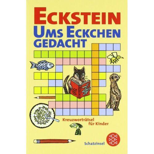 Eckstein - Ums Eckchen gedacht: Kreuzworträtsel für Kinder - Preis vom 27.02.2021 06:04:24 h