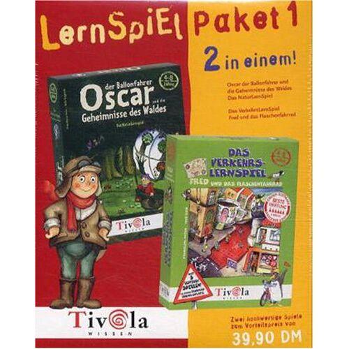 Tivola Verlag - Das Lernspielpaket 1 - Preis vom 29.11.2020 05:58:26 h