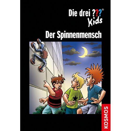Boris Pfeiffer - Die drei ??? Kids, Der Spinnenmensch - Preis vom 13.05.2021 04:51:36 h
