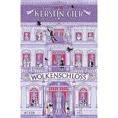 Kerstin Gier - Wolkenschloss: Roman - Preis vom 26.02.2021 06:01:53 h
