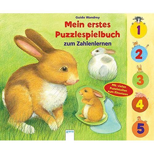 Guido Wandrey - Mein erstes Puzzlespielbuch. Zahlen - Preis vom 10.05.2021 04:48:42 h