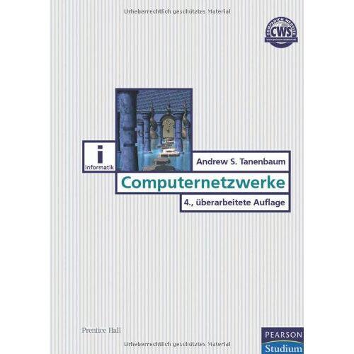 Tanenbaum, Andrew S. - Computernetzwerke (Pearson Studium - IT) - Preis vom 12.07.2020 05:06:42 h