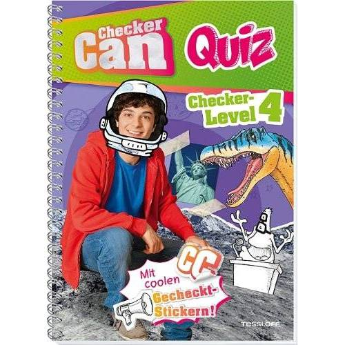 Silke Neubert - Checker-Can-Quiz. Checker-Level 4 - Preis vom 17.04.2021 04:51:59 h