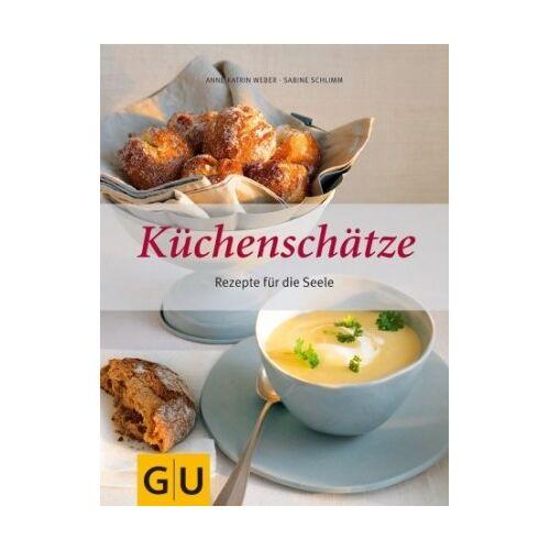 Weber Küchenschätze: Rezepte für die Seele (GU Themenkochbuch) - Preis vom 21.10.2020 04:49:09 h