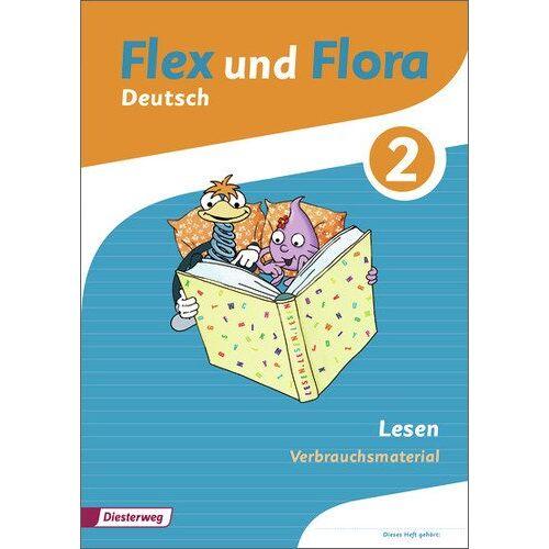 - Flex und Flora: Heft Lesen 2: Verbrauchsmaterial - Preis vom 14.04.2021 04:53:30 h