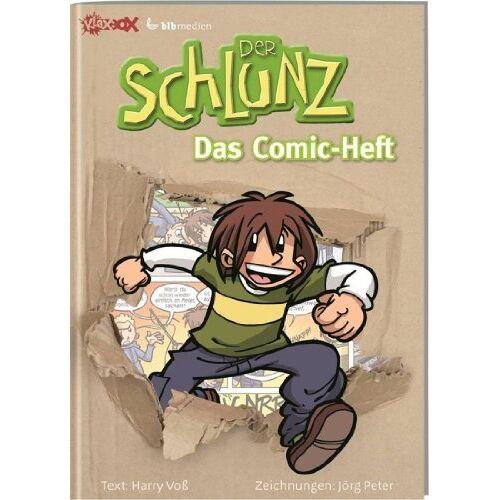 Harry Voß - Das Comic-Heft: Der Schlunz - Preis vom 28.02.2021 06:03:40 h