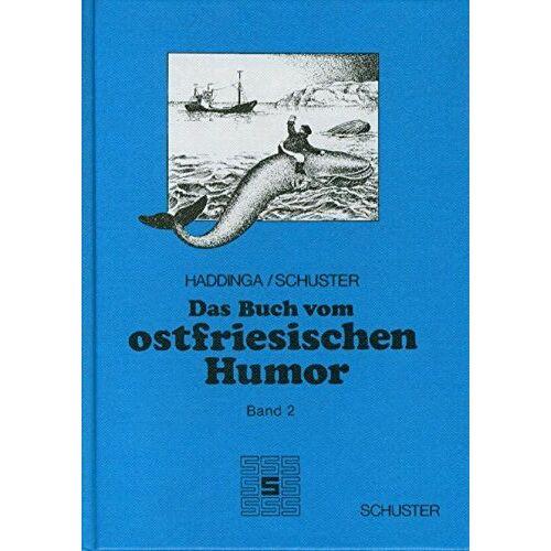 Johann Haddinga - Das Buch vom ostfriesischen Humor - Preis vom 21.04.2021 04:48:01 h