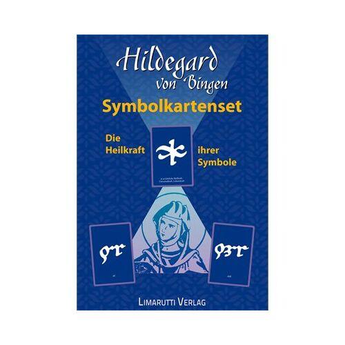 Traude Bollig - Hildegard von Bingen - Symbolkartenset: Die Heilkraft Ihrer Symbole - Preis vom 16.05.2021 04:43:40 h