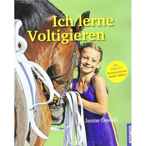 Janine Oswald - Ich lerne Voltigieren - Preis vom 18.04.2021 04:52:10 h