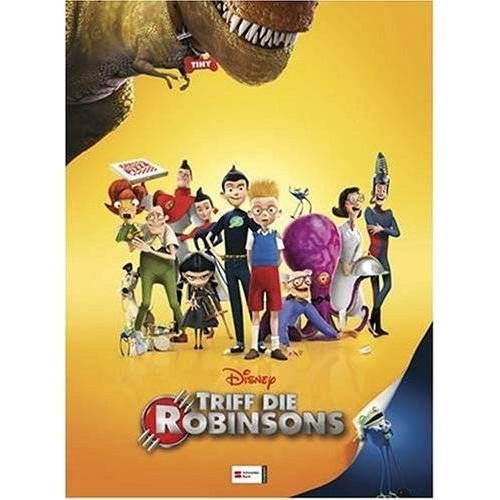 Disney Triff die Robinsons. Buch zum Film. Disney - Preis vom 26.03.2020 05:53:05 h