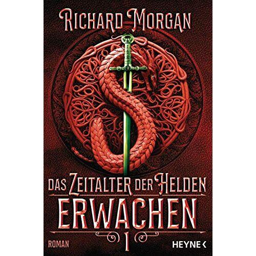 Richard Morgan - Das Zeitalter der Helden 1 - Erwachen: Roman (Zeitalter der Helden-Trilogie, Band 1) - Preis vom 10.05.2021 04:48:42 h