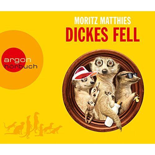 Moritz Matthies - Dickes Fell - Preis vom 21.10.2020 04:49:09 h