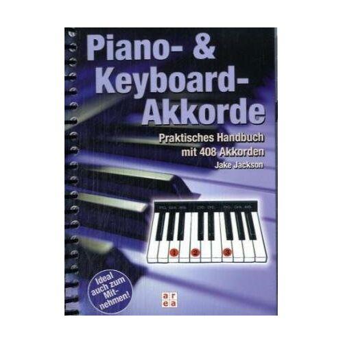 Jackson Piano- & Keyboard-Akkorde - Preis vom 20.10.2020 04:55:35 h