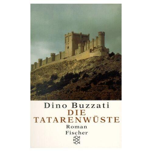 Dino Buzzati - Die Tatarenwüste. - Preis vom 20.10.2020 04:55:35 h