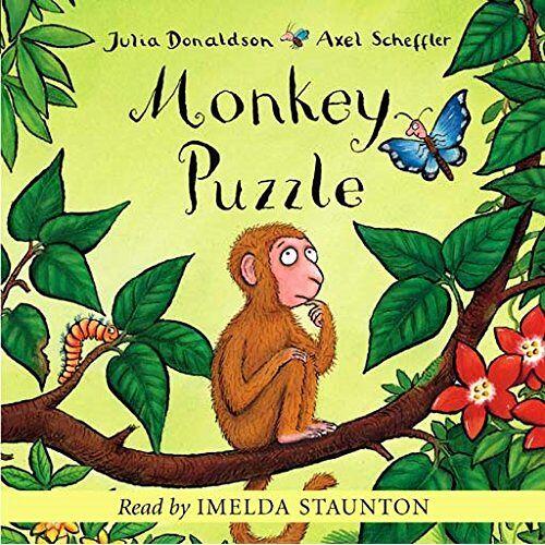 Julia Donaldson - Monkey Puzzle - Preis vom 23.01.2021 06:00:26 h