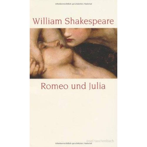 Shakespeare Romeo und Julia (insel taschenbuch) - Preis vom 08.05.2021 04:52:27 h