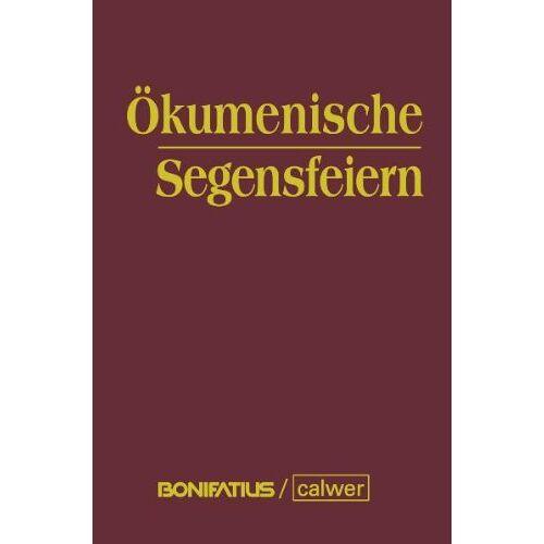 Eberhard Amon - Ökumenische Segensfeiern - Preis vom 22.01.2020 06:01:29 h