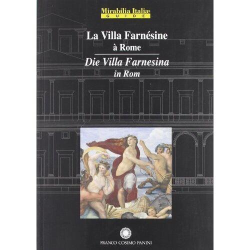 - La Villa Farnésina à Rome-Die Villa Farnesina in Rom - Preis vom 06.09.2020 04:54:28 h