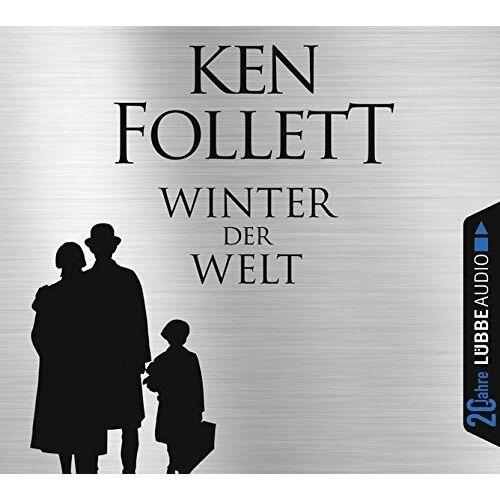 Ken Follett - Winter der Welt (Jubiläumsausgabe) - Preis vom 05.04.2020 05:00:47 h
