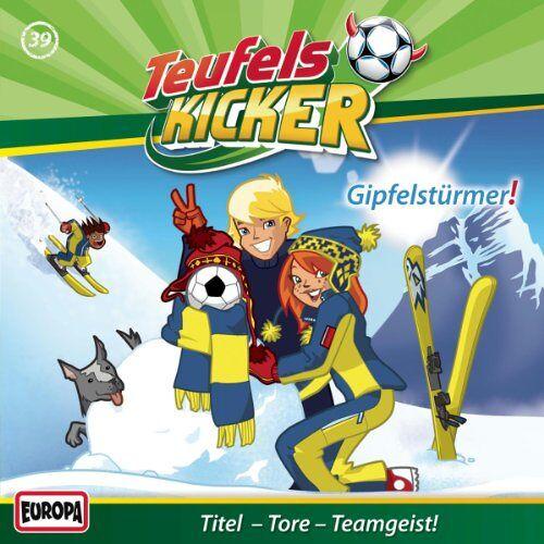 Teufelskicker - 39/Gipfelstürmer! - Preis vom 18.04.2021 04:52:10 h