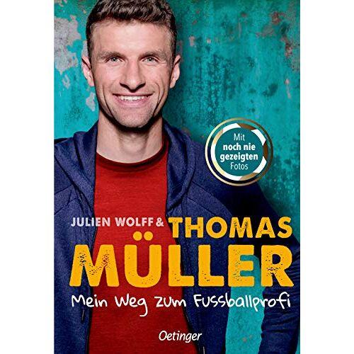 Thomas Müller - Mein Weg zum Fußballprofi - Preis vom 04.09.2020 04:54:27 h