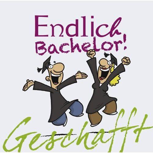 Michael Kernbach - Geschafft! Endlich Bachelor! - Preis vom 13.04.2021 04:49:48 h