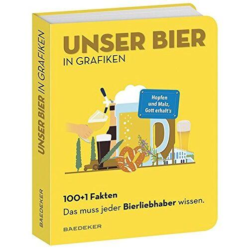 - Baedekers 100+1 Fakten Unser Bier in Grafiken.: Das muss jeder Bierliebhaber wissen. (Baedeker Bildband) - Preis vom 09.05.2021 04:52:39 h
