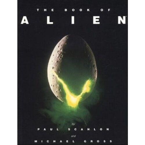 Paul Scanlon - The Book of Alien - Preis vom 10.05.2021 04:48:42 h