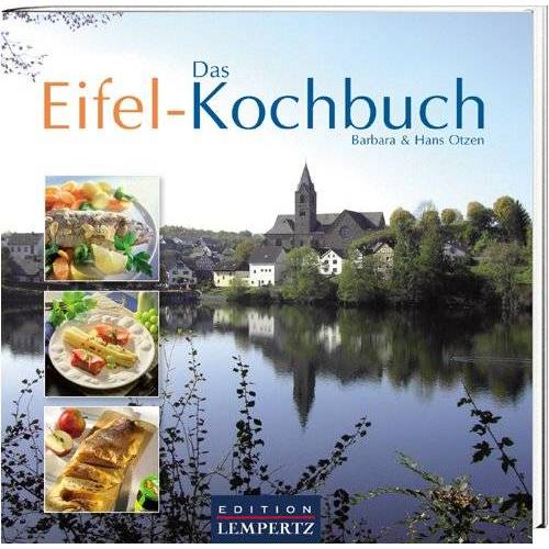 Barbara Otzen - Das Eifel-Kochbuch - Preis vom 06.05.2021 04:54:26 h