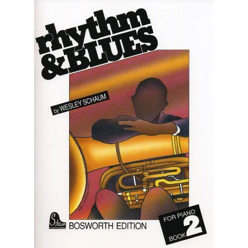 - Rhythm & Blues 2. Klavier - Preis vom 14.05.2021 04:51:20 h