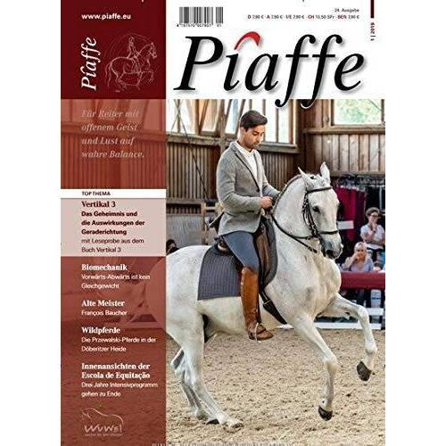 Piaffe - Piaffe 1/2019 - Preis vom 13.05.2021 04:51:36 h