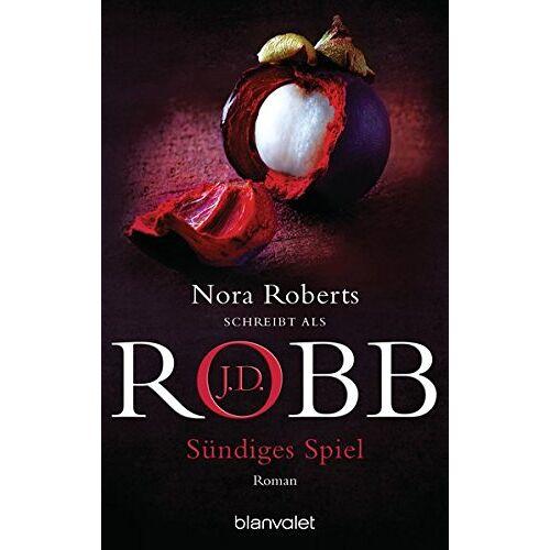 Robb, J. D. - Sündiges Spiel: Roman (Reihenfolge der Eve Dallas-Krimis, Band 30) - Preis vom 05.09.2020 04:49:05 h