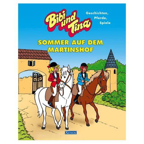 Ulf Tiehm - Bibi und Tina, Sommer auf dem Martinshof - Preis vom 20.10.2020 04:55:35 h