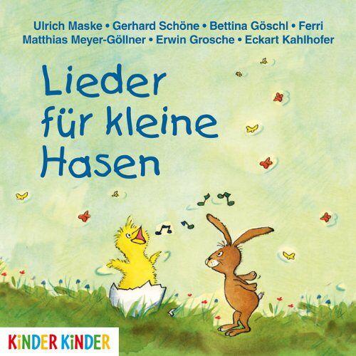 Various - Lieder für kleine Hasen - Preis vom 18.04.2021 04:52:10 h