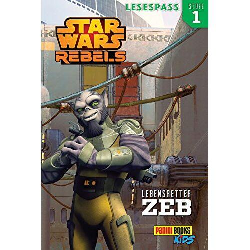 - Star Wars Rebels, Lesespaß Stufe 1: Lebensretter Zeb - Preis vom 12.04.2021 04:50:28 h