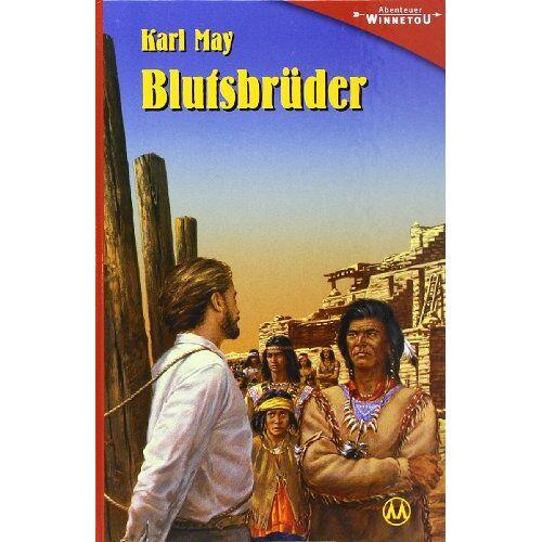Karl May - Blutsbrüder - Preis vom 10.04.2021 04:53:14 h