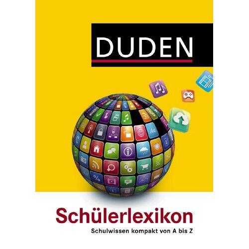 - Duden Schülerlexikon: plus Referatemanager auf CD-ROM - Preis vom 18.04.2021 04:52:10 h