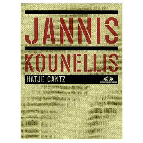 Jannis Kounellis - Preis vom 06.09.2020 04:54:28 h